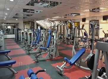 Bodyline Gym Ikoyi in Lagos