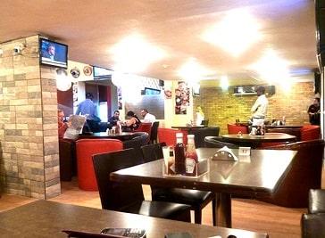 Bungalow Restaurant (Victoria Island) in Lagos
