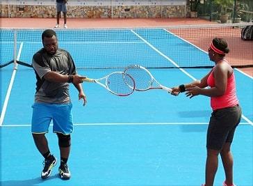 Lekki Tennis Club in Lagos