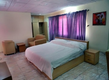 NSPRI Guest Houses in Lagos