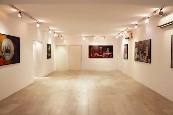 Omenka Gallery in Lagos