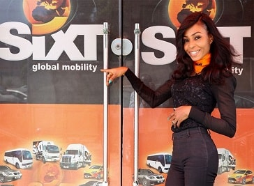 Sixt Rent a Car in Lagos