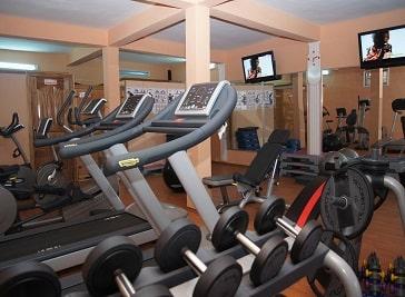 Team 5 Gym in Lagos