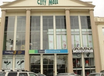 The City Mall Lagos Island Lagos